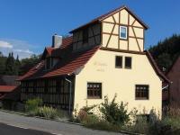 Klüpfelsmühle Westseite
